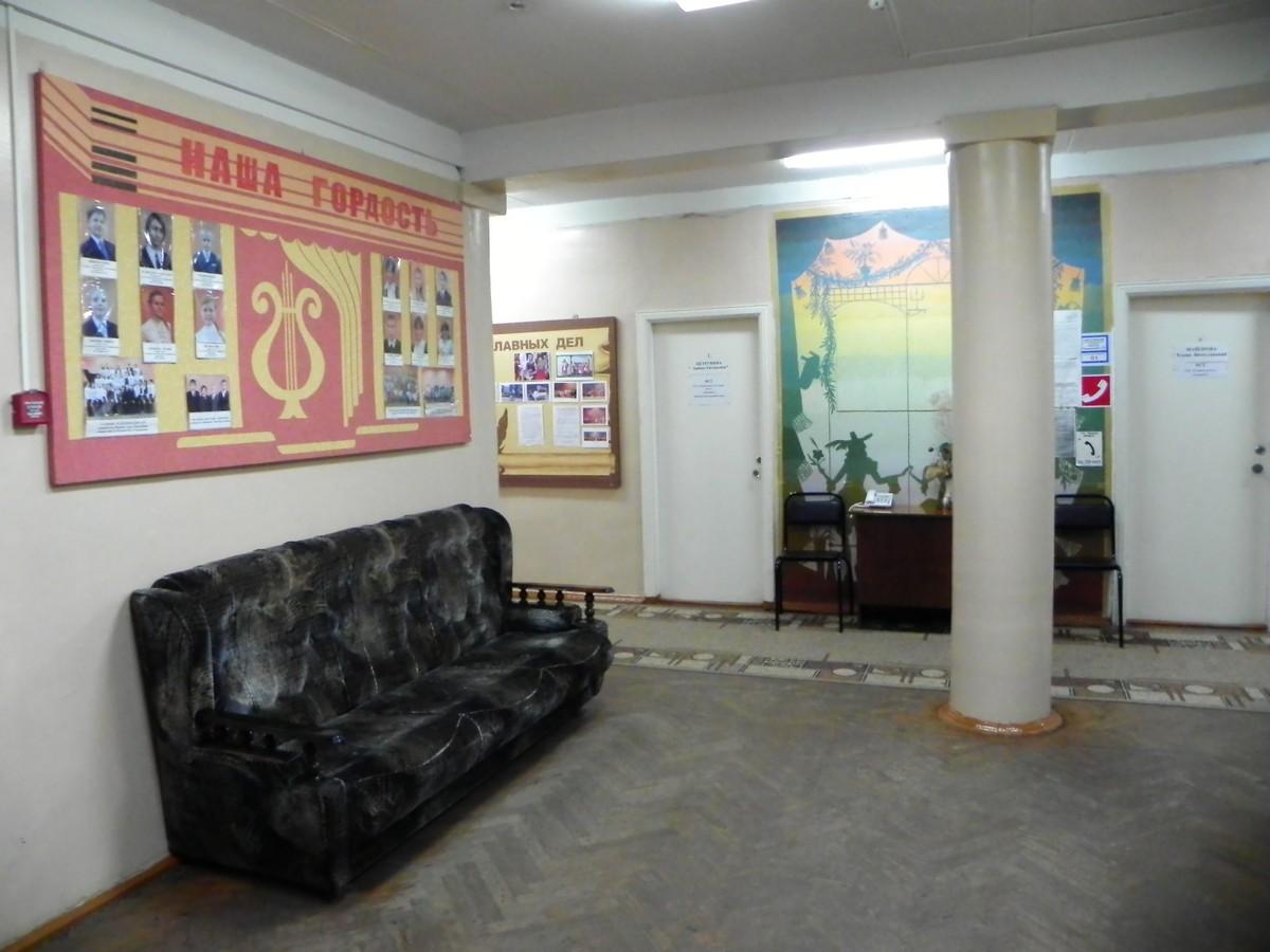 Koridor 1-go etazha 1