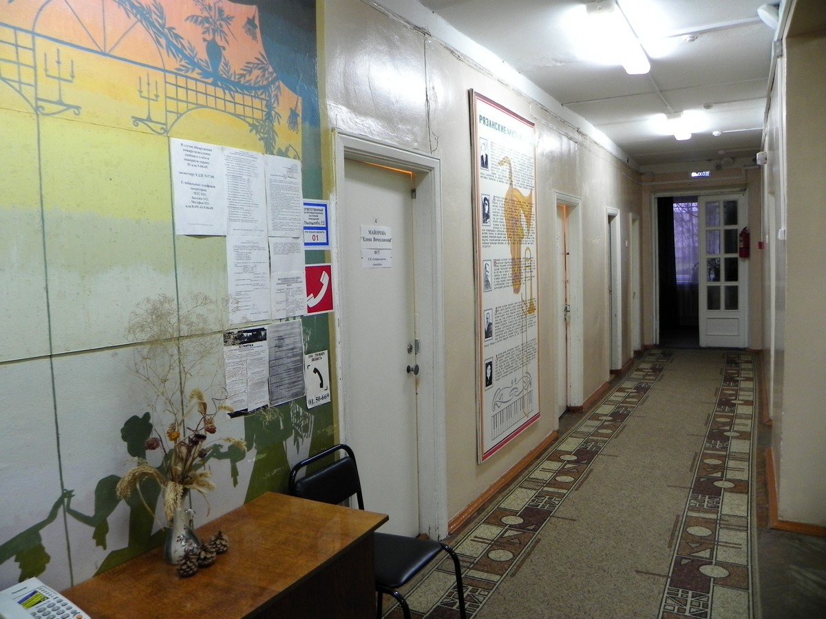 Koridor 1-go etazha 2